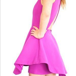 KEEPSAKE the Label Dresses - Keepsake the Label Fuchsia evening dress